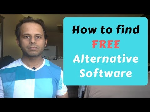QnA Friday 6 - How to find FREE alternative software | Testing tools options