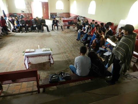 Equipo Misionero Itinerante Juvenil (EMIJ) Encuentro Lirio (2017)