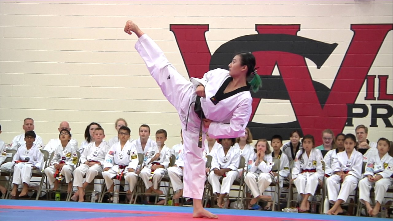 WHITE TIGER TAEKWONDO amp MARTIAL ARTS Taekwondo Times Magazine School of the Year Cary Living Best of the Best