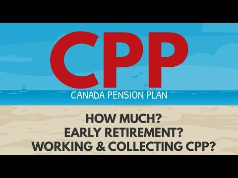 HOW MUCH CPP WILL I GET? - What Happens If I Take CPP Early?