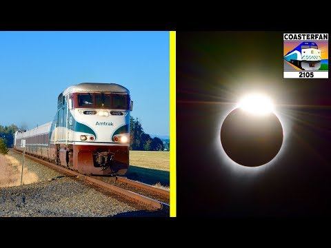 Total Solar Eclipse Special Amtrak Trains!
