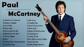 Paul McCartney Best Songs 2020 - Paul McCartney Greatest Hits Full Album
