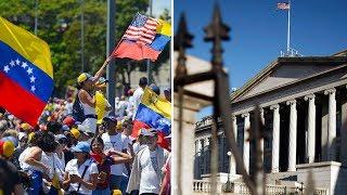 CrossTalk. Вторжение в Венесуэлу. Фейки западных СМИ