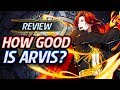 Fire Emblem Heroes - Unit Review: How GOOD is Arvis?