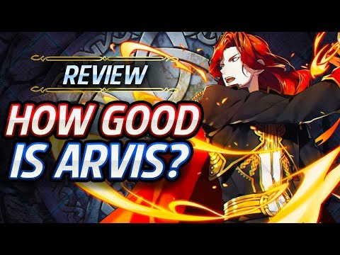 Fire Emblem Heroes  Unit : How GOOD is Arvis?