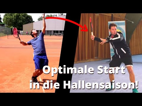 Wie du optimal in die Hallensaison startest!