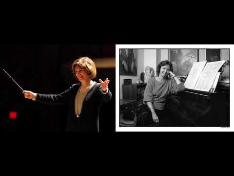 JoAnn Falletta conducts Ellen Taaffe Zwilich  - Concerto Grosso 1985 (2017)