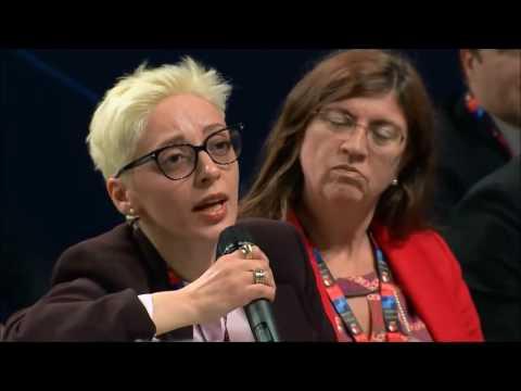 Andrea Alongi - Conferenza stampa di Stoltenberg al vertice Nato di Varsavia