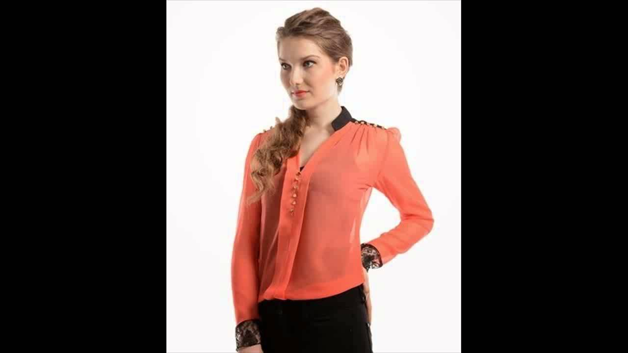 Latest Stylish Top Designs Collection With Skinny Jeans For Modern Girls - YouTube