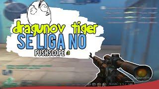 [CF] Se liga no PushScope - Dragunov Tiger