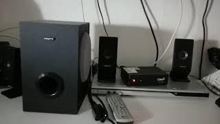 Subwoofer Creative A500