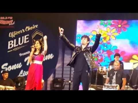 Sonu Nigam - Live in Concert- Video 9 - ' Bole Chudiyan '