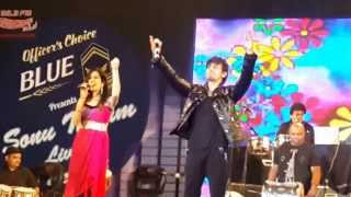 Sonu Nigam - Live in Concert  - Video 9 -