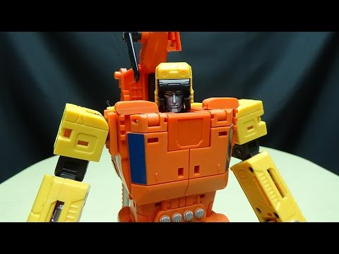Unique Toys SWORDER (Masterpiece Sandstorm): EmGo's Transformers Reviews N' Stuff