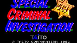 Master System Longplay [116] Special Criminal Investigations