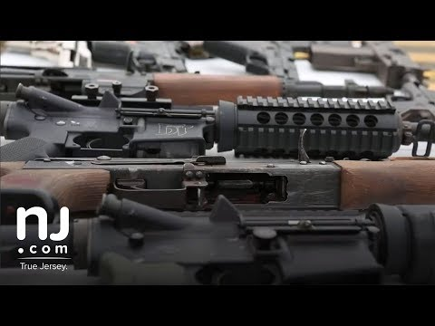 More guns are showing up on New Jersey streets