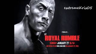 "WWE Royal Rumble 2013 Official Theme - ""What Makes A Good Man?"" by The Heavy"