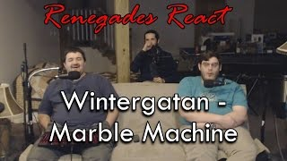 Renegades React to... Wintergatan - Marble Machine