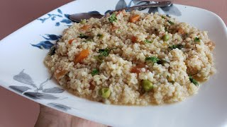 Tasty Healthy Tomato Porridge