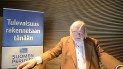 Kuntatalouden kriisi -- Pauli Vahtera / Kunnat kuntoon!  / Suomen Perusta