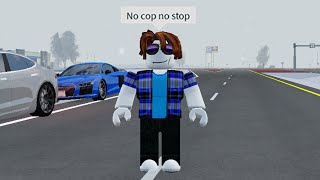 The Roblox Driving Experience