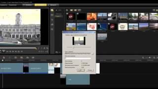 Уроки Корел. Corel VideoStudio X4. Урок 5. Начало нового проекта. Хорошее качество видео уроки для н