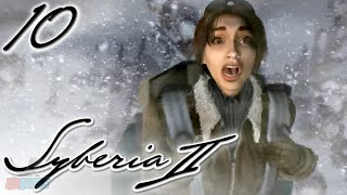SACRIFICE - Syberia 2 Part 10 | PC Game Walkthrough/Let