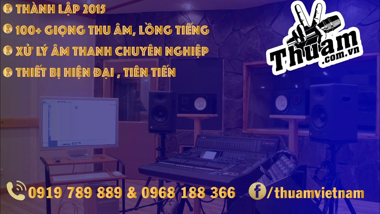 Thu âm quảng cáo nhà phân phối Tùng Anh TA22052019026