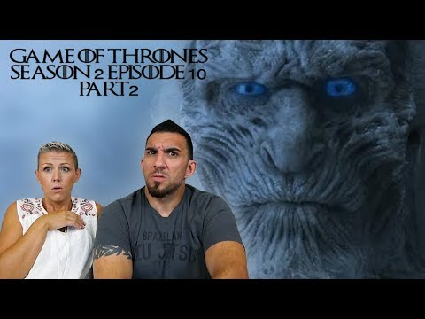 Game of Thrones Season 2 Episode 10 'Valar Morghulis' REACTION!! (part 2)
