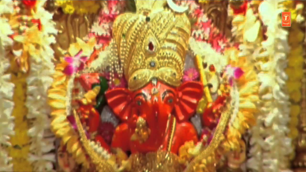 Siddhivinayak Aarti HD Song I Vighnaharata Shree