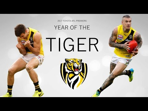 Richmond Tigers Premiers 2017 Tribute: Year of the Tiger