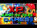 XP Jump 'N' Run Games | Kegy
