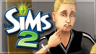 THE SIMS 2 | THE BROKE FAMILY | Part 5 — Pimple Poppin' PUBERTY!