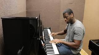 """Levitating"" - Dua Lipa ft. DaBaby (Piano Cover) - Patrick Yeboah"