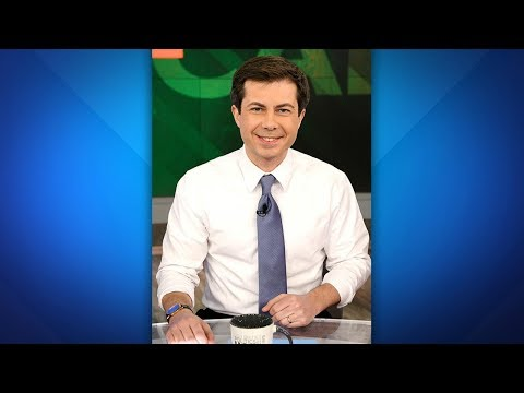 """Trump Calls Mayor Pete """"Alfred E. Neuman"""" 