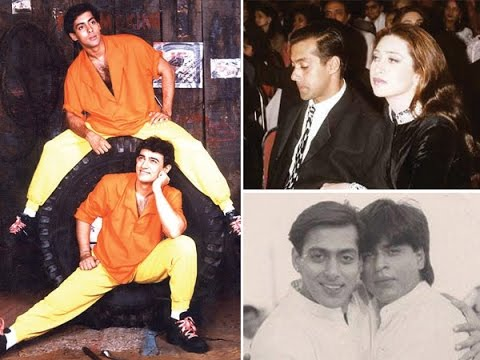 Rare Pictures Of Three Bollywood Khans