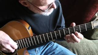 Reflections - guitar solo by Jim Nailon
