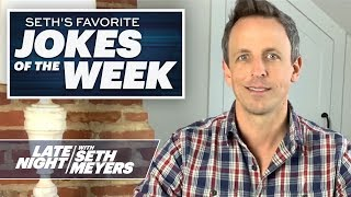 Seth's Favorite Jokes Of The Week: Trump's Social Distancing Guidelines, Census Day
