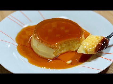 🍮-flan-ou-crÈme-caramel-express🍮-sans-four---facile-et-rapide.-deli-cuisine