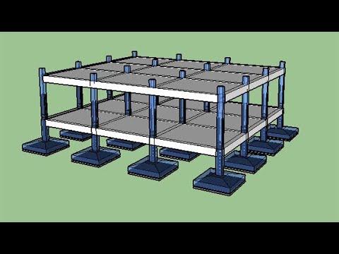 مراحل بناء منزل صغير من البداية الى النهاية Youtube
