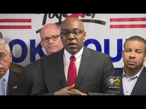 Cook County Democrats Endorse Kwame Raoul Over Quinn For Attorney General
