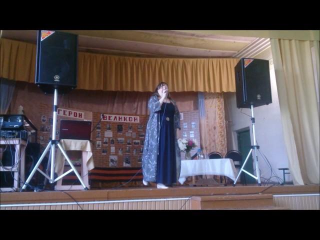 Смотреть видео Коммаяк Елена Садовская выступление в с Ключевское2017