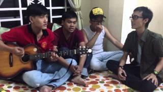 [Guitar] Còn đâu vòng tay - Lynk Lee ft Choi Thiếu Gia, Vũ Nhít, NK Nobita