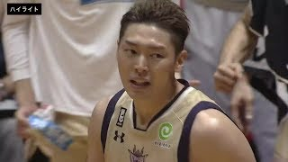 【CS準決勝】05/05 琉球 vs A東京 GAME2 (18-19 ポストシーズン)