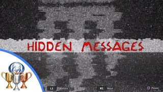 Outlast 2 Hidden Backward Messages -  Secret School Recordings - Father Loutermilch Recordings