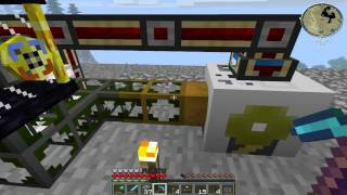 Minecraft FTB Oil Refinery tutorial