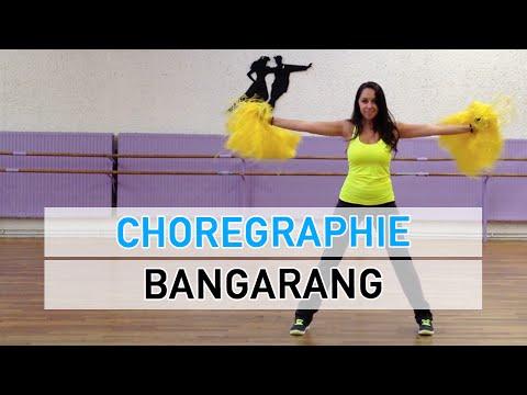 Bangarang - Skrillex  | CHOREGRAPHIE POM POM GIRL