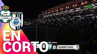 Resumen - Santos 5-0 Querétaro - Final Ida Liga MX