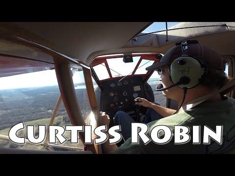 Curtiss Robin 1929 Mid America Flight Museum