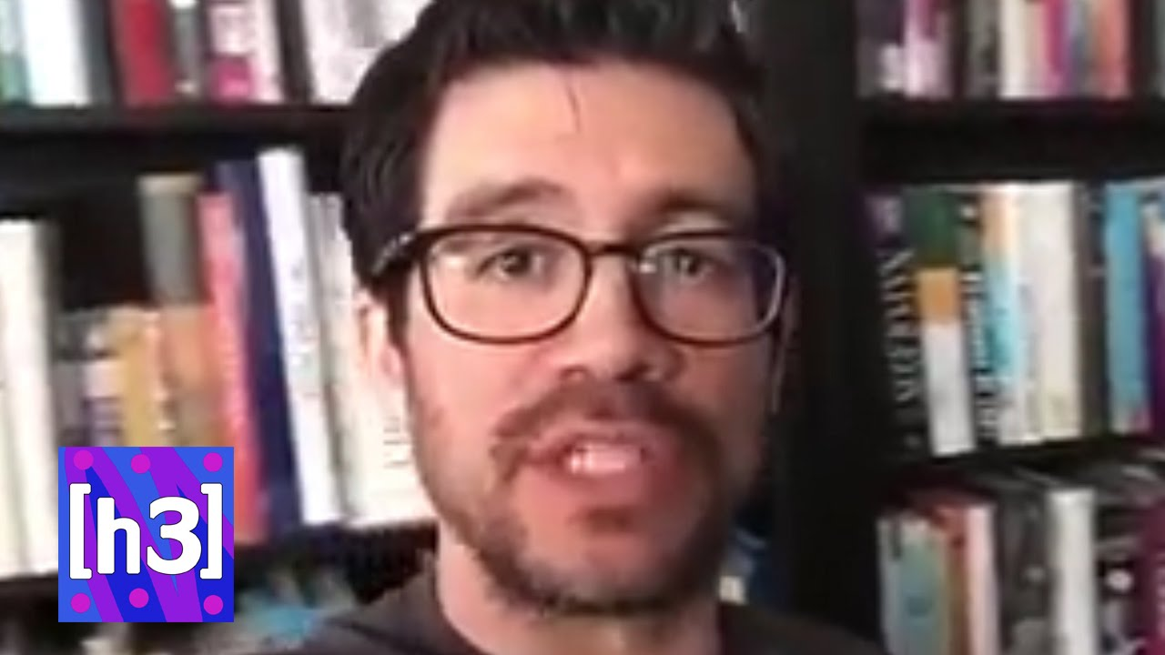 Here in My Garage with Tai Lopez -- h3h3 reaction video